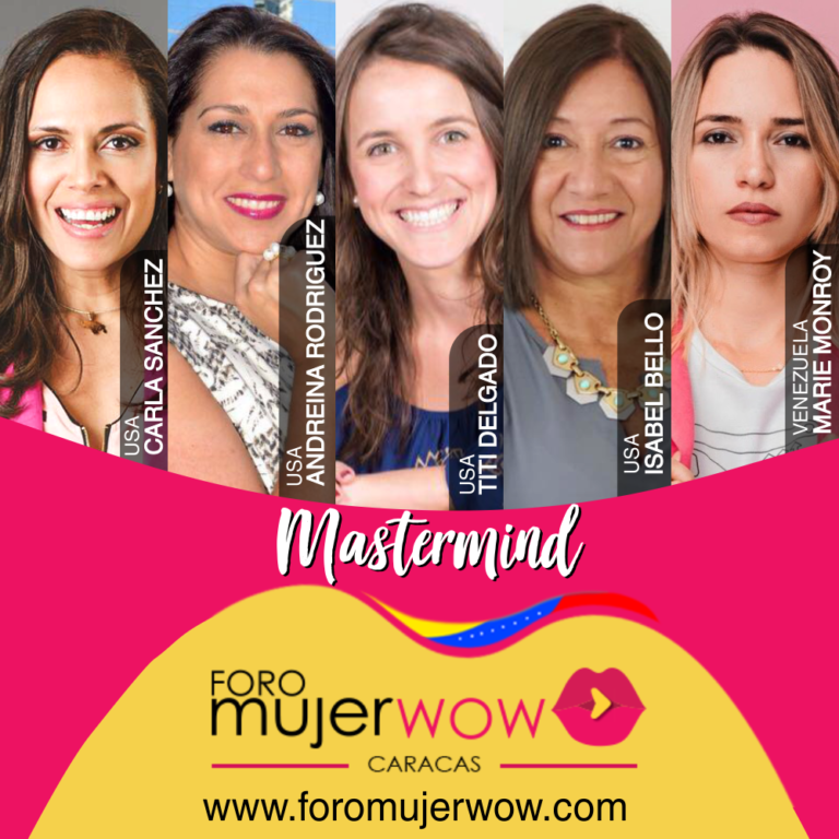 MASTERMIND - FORO MUJER WOW