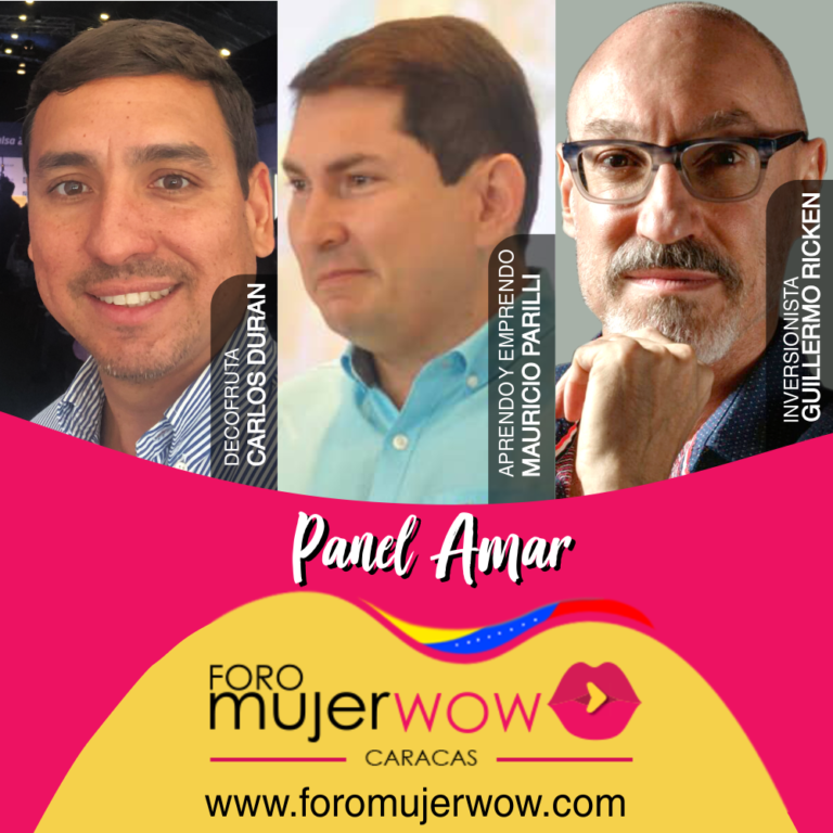 PANEL AMAR - FORO MUJER WOW